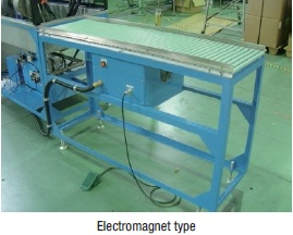 Demagnetizing Electromagnet Type